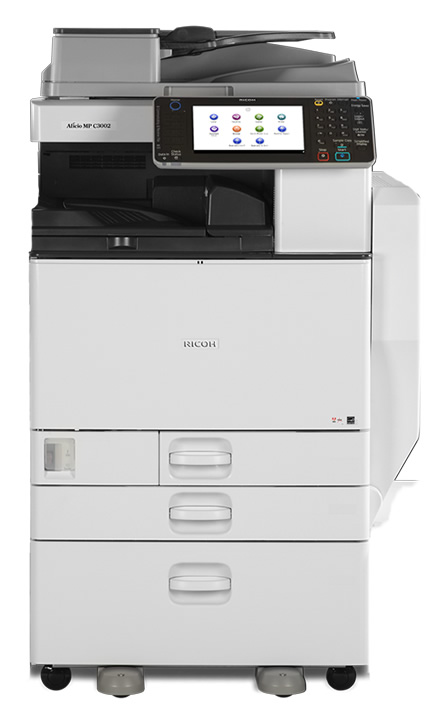 RICOH AficioMP C3002/MP C3502/MP C4502/MP C5502 from CSR Digital